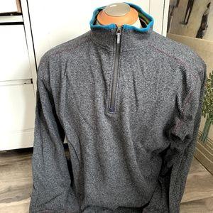Robert Graham Gray Sweater Men's Size Large
